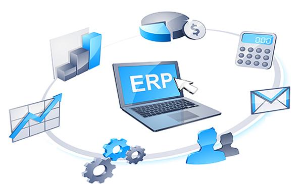 Hệ thống ERP toàn diện