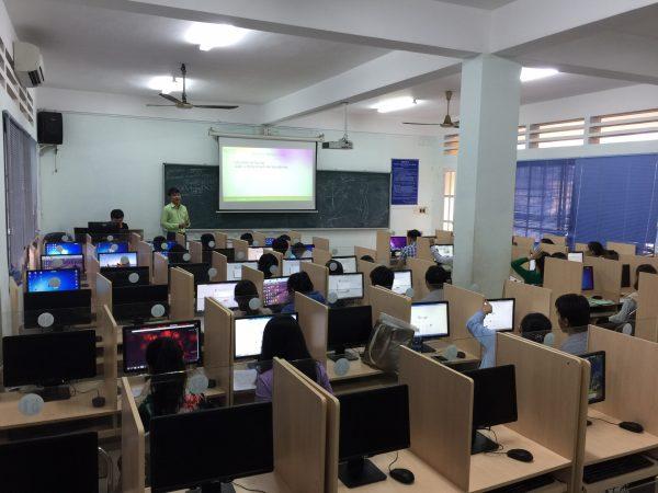 Triển khai phần mềm Quản lý đào tạo