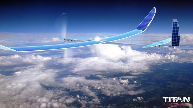 NASA dùng máy bay phát sóng mạng 5G