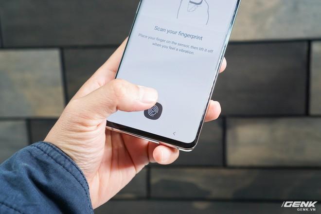3 công nghệ trên Galaxy S10 hấp dẫn người dùng
