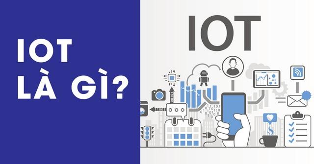 Khái niệm IoT