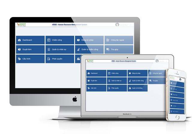 Phần mềm quản lý nhân sự của GSOT rất được doanh nghiệp ưa chuộng